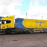 Automotive Steel Storage & Logistics   Widnes Steel   Frank Armitt